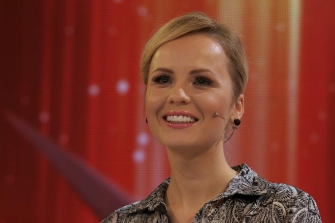 Александра Харитонова ушла с проекта в 2017 году