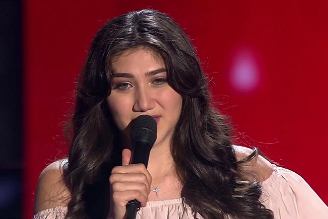 Анаит Погосян на сцене