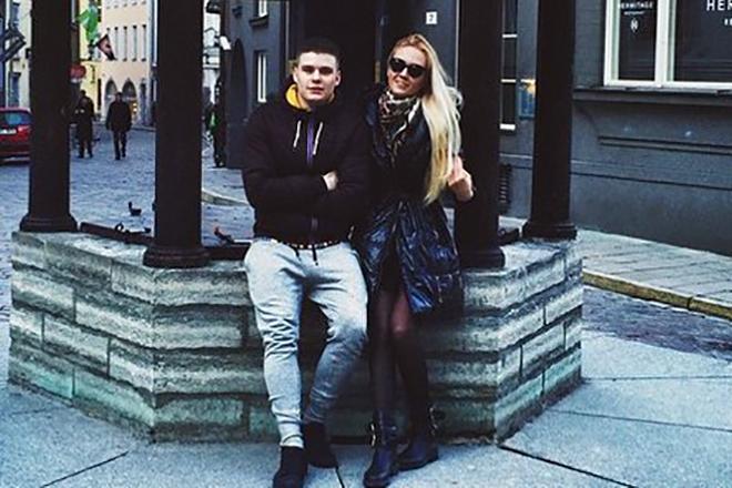 H1Gh и его девушка Анастасия Нестерова
