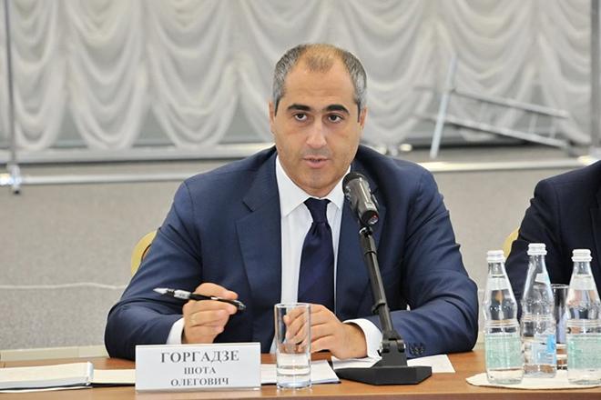 Шота Горгадзе в 2017 году