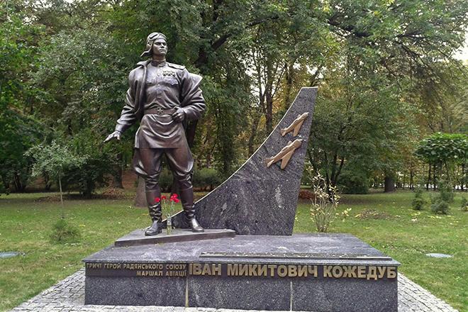 Иван Кожедуб – биография, фото, личная жизнь, подвиг летчика