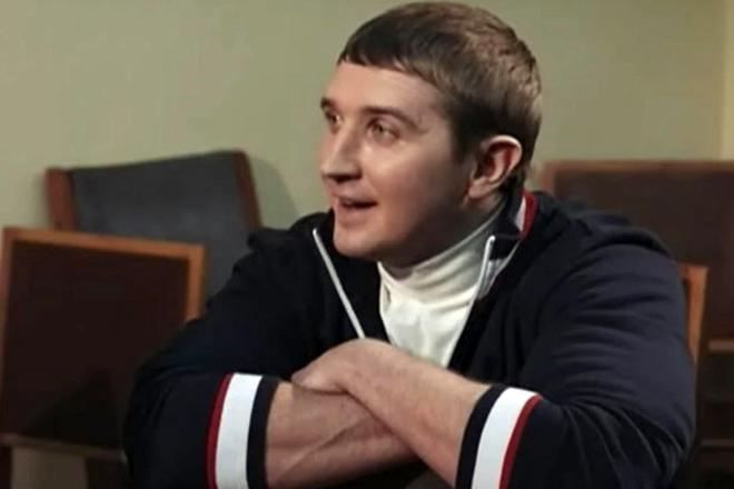 Дмитрий Сова в мелодраме