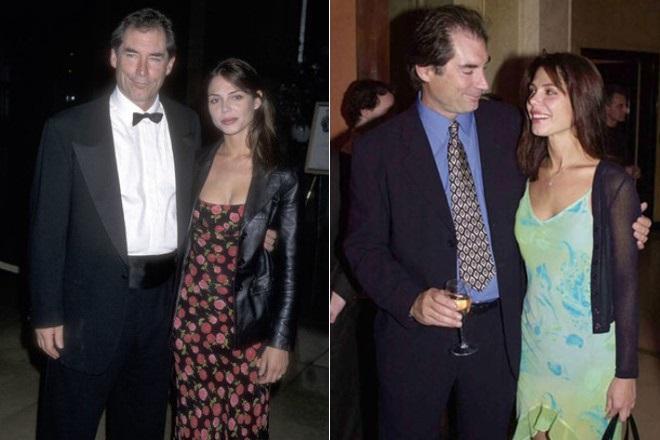 тимоти далтон с женой фото факты верны