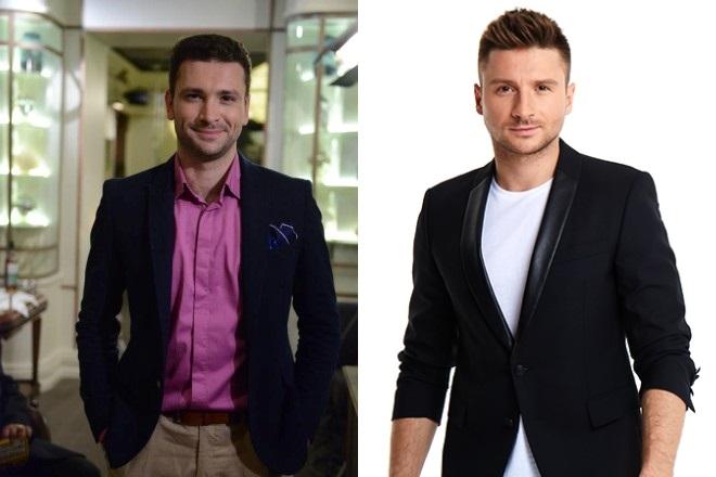 Антон Хабаров и Сергей Лазарев похожи