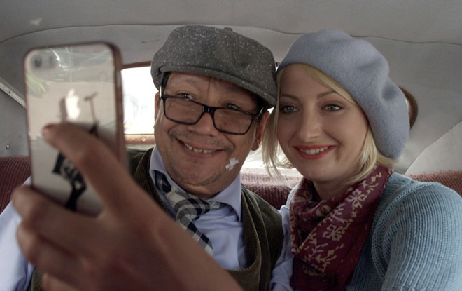 Егор Кончаловский в сериале «Муж с доставкой на дом»