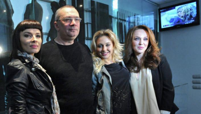 Константин Меладзе и группа ВИА Гра