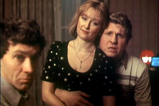 Лариса Удовиченко в мелодраме «Зимняя вишня»