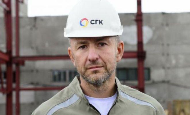 Андрей Мельниченко, СГК