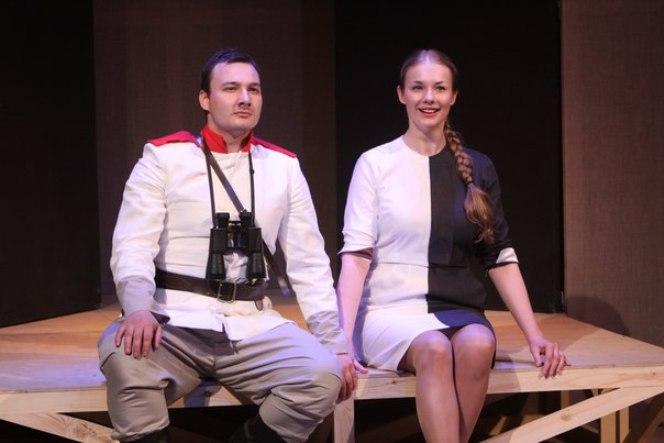 Дмитрий и Елена Аросьевы