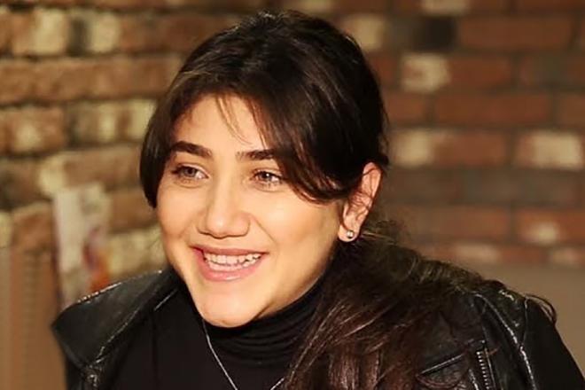 Певица Анаит Погосян