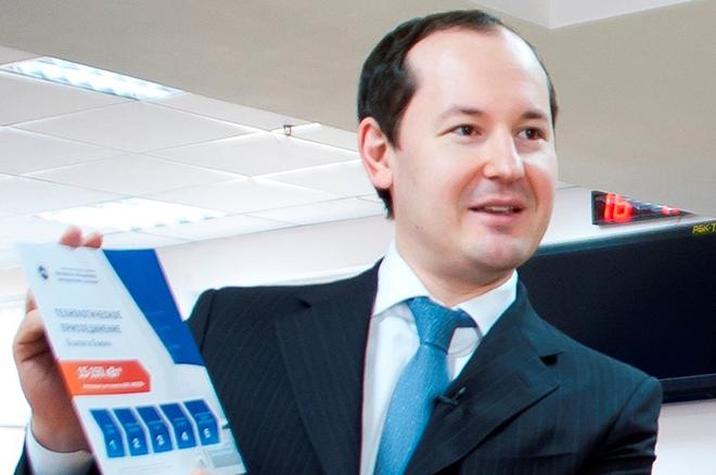Ливинский на посту руководителя Департамента топливно-энергетического хозяйства Москвы
