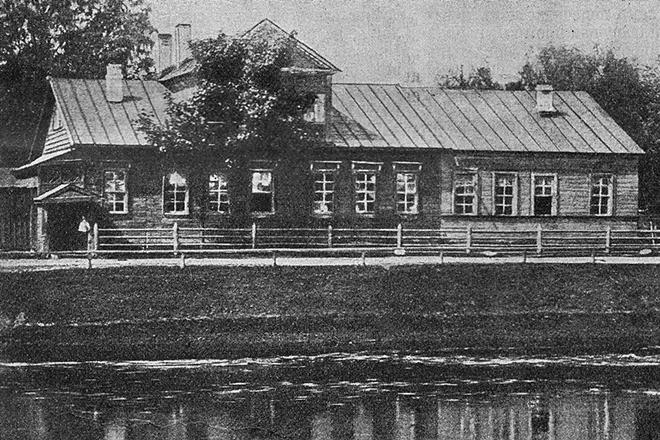 Дом, где родился Николай Римский-Корсаков