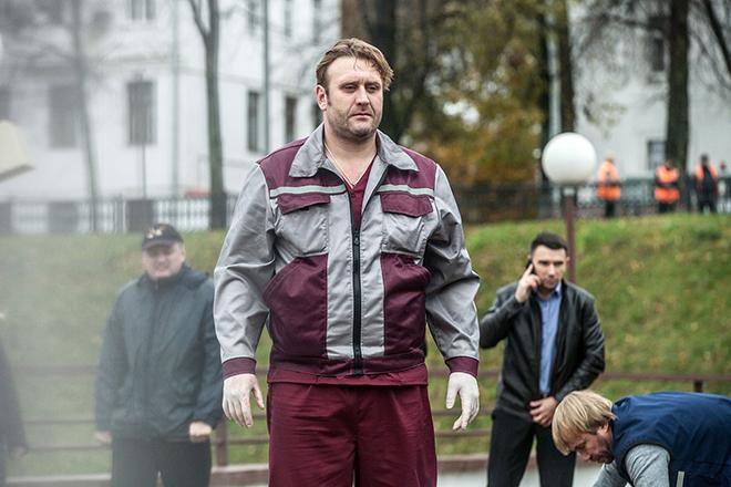 Николай Шрайбер в фильме «Аритмия»