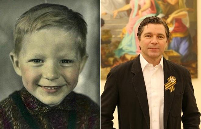 Сергей Маховиков: личная жизнь, фото