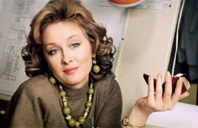 Лариса Удовиченко в комедии «Самая обаятельная и привлекательная»