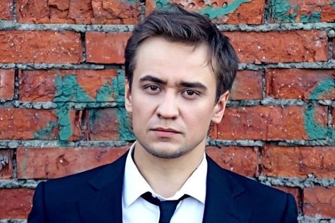 Актер Кирилл Жандаров