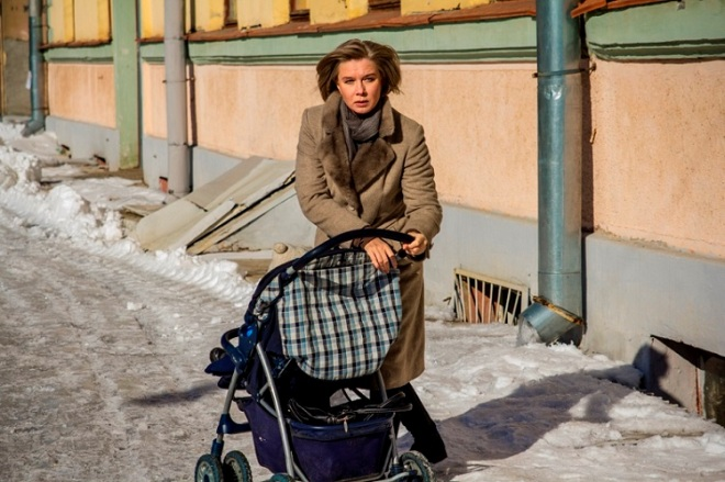 Дарья Михайлова в сериале «Родная кровиночка»