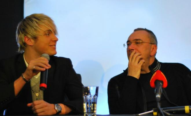 Константин Меладзе и Влад Соколовский