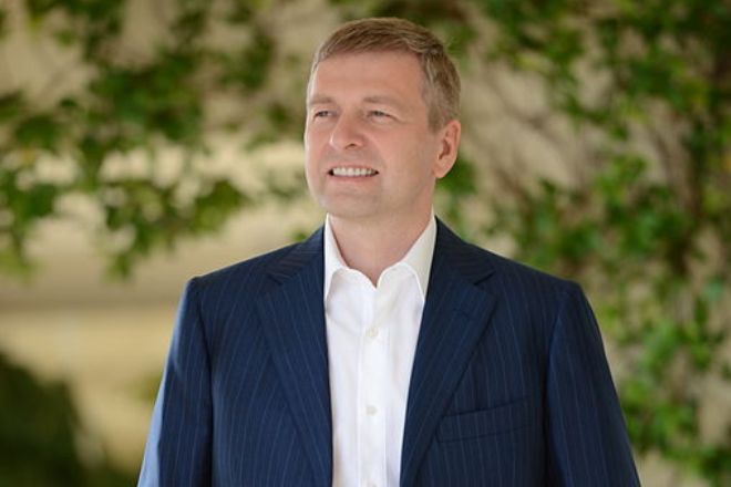 Предприниматель Дмитрий Рыболовлев