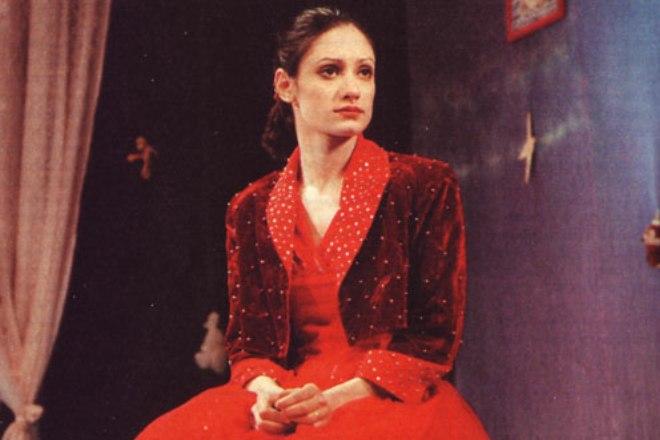 Карина Мишулина в театре