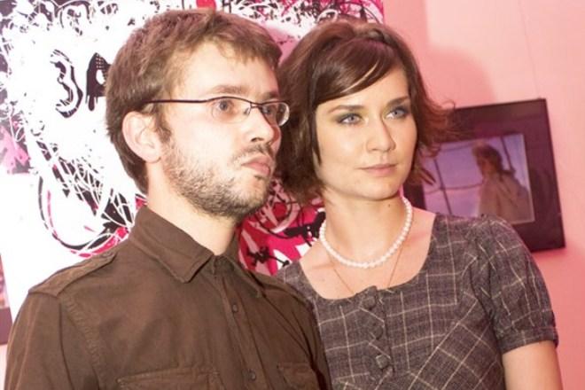 Артем Семакин и Мария Машкова