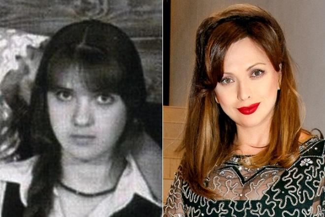 Ольга дроздова фото в молодости