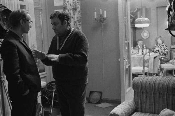 Эльдар Рязанов - биография, личная жизнь, фото, фильмография, слухи и последние новости
