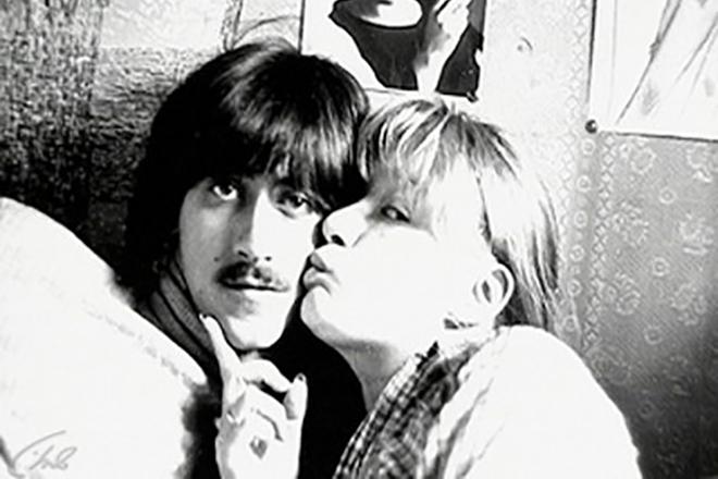 Евгений Дворжецкий с женой Ниной