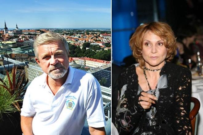 Сергей Парфенов и Людмила Артемьева