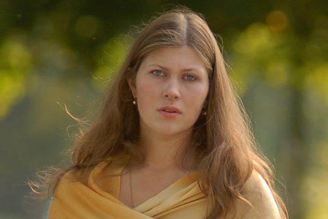 Актриса Екатерина Порубель