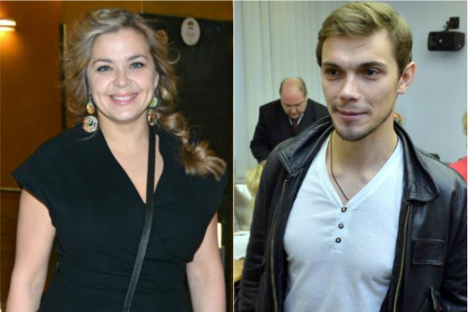 Ирина Пегова и Сергей Кемпо