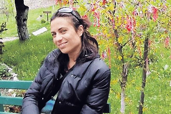 Анна Гюрова, дочь Бойко Гюрова