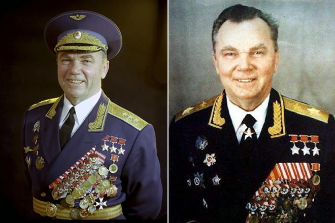 Иван Кожедуб в последние годы