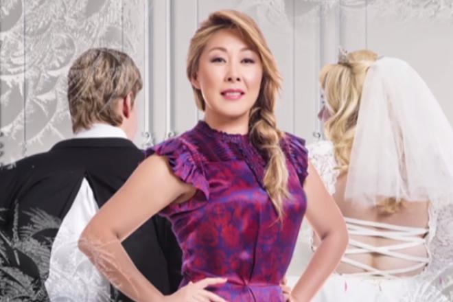 Анита Цой в шоу