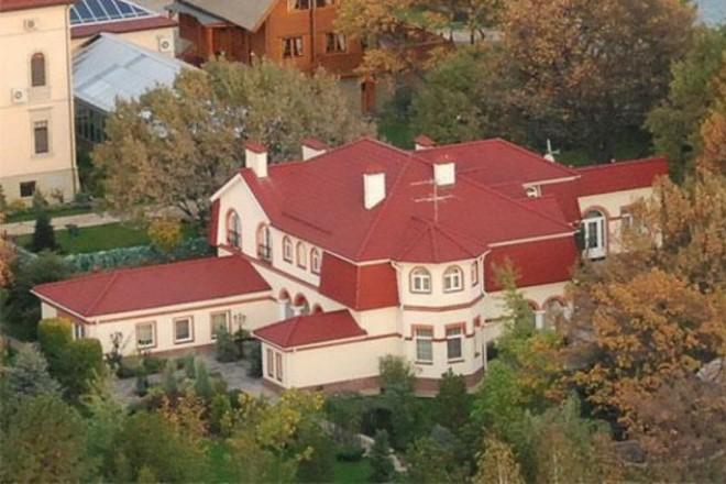 Дом Юлии Тимошенко