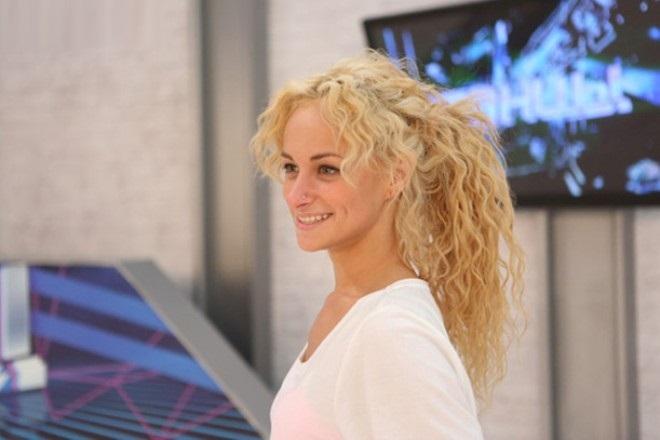 Танцовщица Алиса Доценко