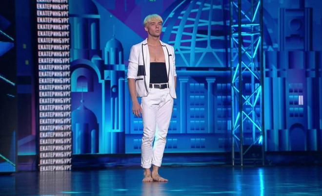 Виталий Савченко в шоу