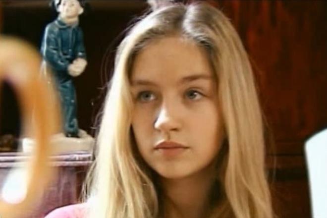 Линда Табагари в сериале «Час Волкова»