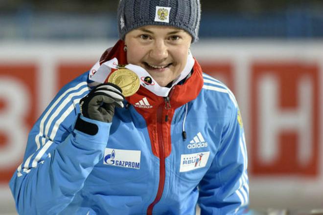 Екатерина Юрлова в финском Контиолахти