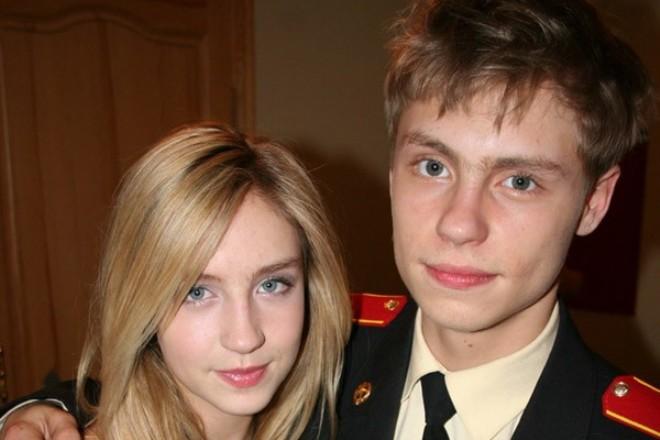 Линда Табагари и Александр Головин