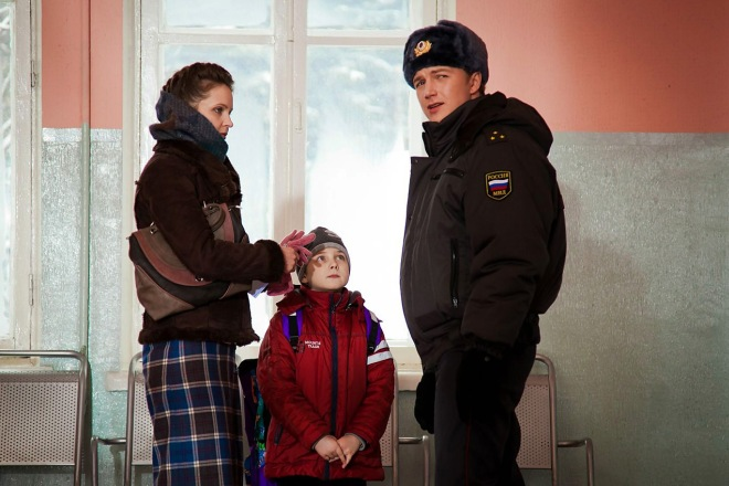 Сергей Мухин в фильме «Сердце без замка»