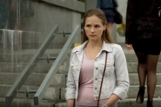 Лидия Милюзина в сериале «Что и требовалось доказать»