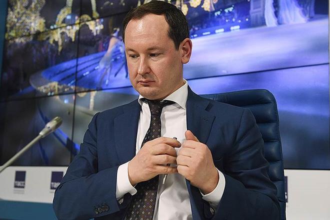 Политический и государственный деятель Павел Ливинский