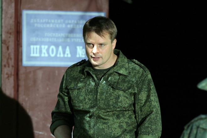 Александр Носик в сериале «Берега»