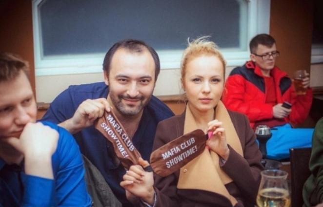 Александра Харитонова и Саид Нигматулин