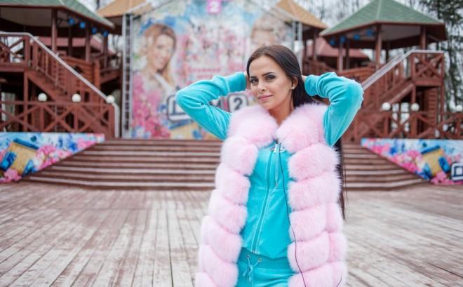 Виктория Романец на проекте «Дом-2»