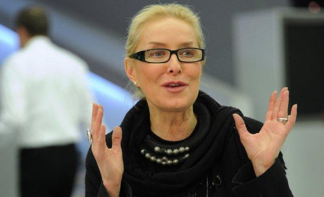 Кинорежиссёр-документалист Ольга Свиблова