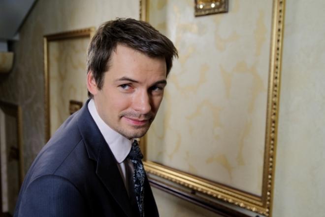 Андрей саминин актер фото