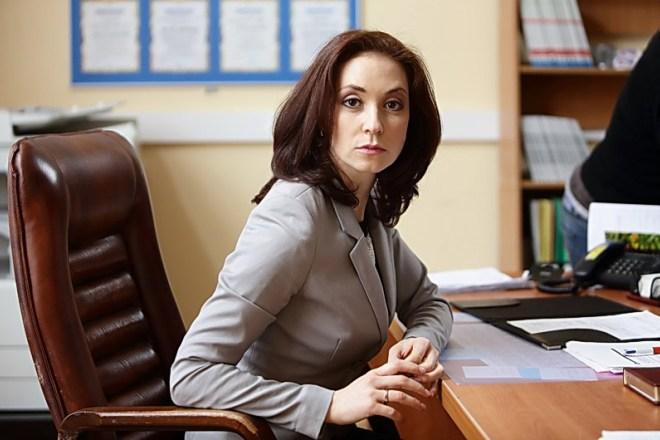 Актриса Анна Большова
