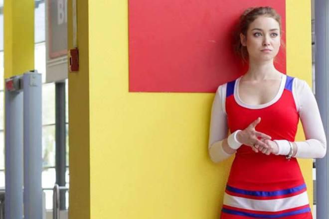 Юлия Маргулис в сериале «Молодежка»